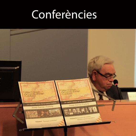 Conferències i Presentacions